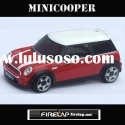 scale model radio control car (video)
