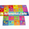 foam puzzle/kids foam mat/interlocking play mat