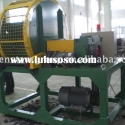 waste plastic shredder/crusher