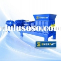 Two shaft metal shredders