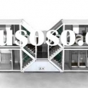 container building, container house, prefabricated house
