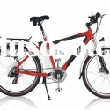 electric mountain bike, MTB e-bike