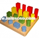 wooden block,education toy,learning toy ,building toy