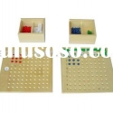 wooden toys, educational toys, montessori material toys