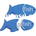gift pvc animal shape usb flash drive