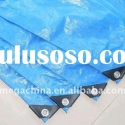 tarpaulin plastic sheet good quality white&blue