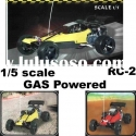 1/5 scale Gas Powered rc car,off-road car, remote control car
