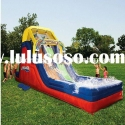 2012 giant inflatable water slide with small pool