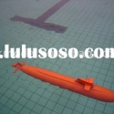 RC MODEL RED SHARK SUBMARINE