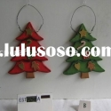 Craft wooden christmas tree, decoration, christmas ornament, wooden craft,christmas gift, wooden chr