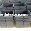 Custom Molded Plastic Containers/Bases/Box/Bottom/Cover