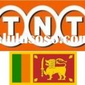 express TNT shipping to Sri Lanka paypal