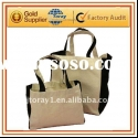 Fashionable Canvas Shopping Bag