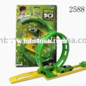 Mini Ben 10 Toy Track Race Cars (2588)