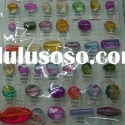 Plastic beads,jewelry findings