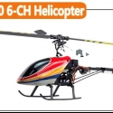 Titan 450 RTF 6CH 2.4G 3D Align trex RC Helicopter