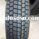 radial truck tire, double star brand tire
