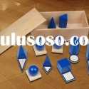 MONTESSORI Education Supply Teaching Equipment