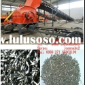 Metal shredder crusher machine