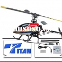 Titan 450 RC Helicopter 6CH 2.4GHz 3D RTF Trex