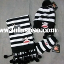 Wool Gloves/Hat/Scarf Set