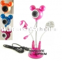 3 in 1 usb camera web camera pc camera toy lovely webcam