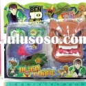 Monster mask & flying disk BEN 10 toy play set