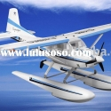 RC model plane EPO Large scale CESSNA 185UP seaplane