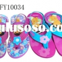 wholesale flip flops children EVA Slippers