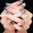 New Revolaution In Nails &Metallic Nail Art Foil Top Coat Sealer