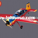 RC model plane YAK 54---Electric 3D Large scale