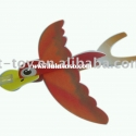 3d airplane-Cartoon Flying Bird