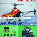 500LF-R2 Metal 6CH 2.4G Rc Helicopter RTF ,TREX T-REX 500 GF CF
