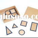 Montessori Material Math Models Geometric