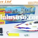 3 CH Mini RC Boat,high speed rc airship,turbo jet