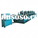 stainless steel square pipe making machine