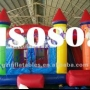 2012 {Qi Ling} Hot Selling inflatable castle rentals