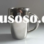 double wall promotional and practical tea cup stailess steel