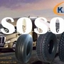 karo brand radial truck tire on sale