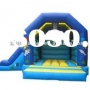 A frame Inflatable bouncer/bouncy castle