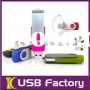 Gift Metal&Plastic flash drive usb