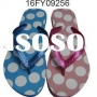 Hot selling EVA slippers flip flops 2012