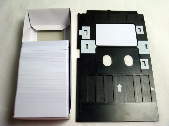 Instant pvc Card (Direct Printing Card)