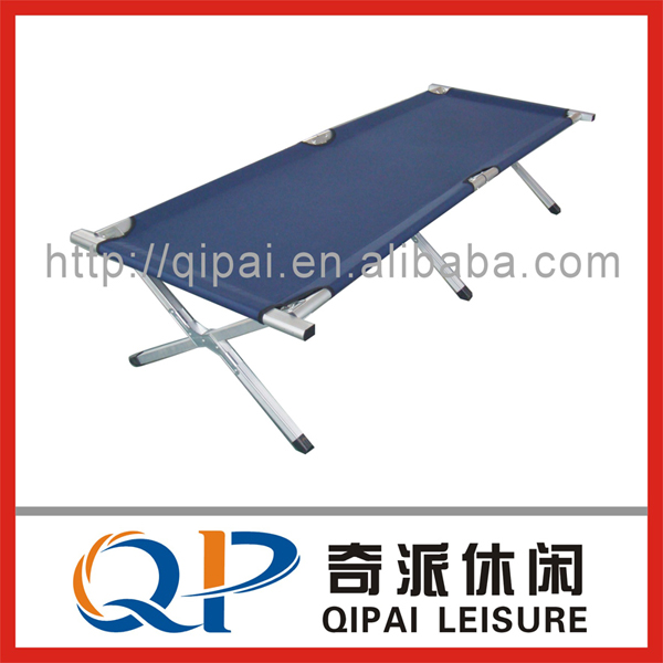 camping bed , folding bed, aluminum tube