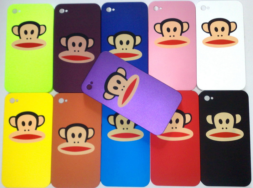 Cheap soft silicone protection cases for iphone