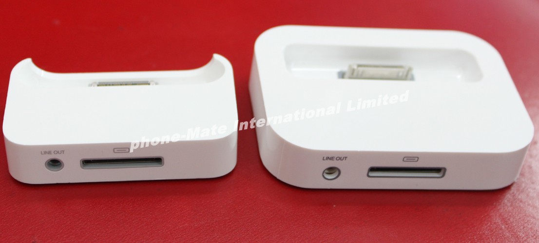 usb charger docking station for iphone 4
