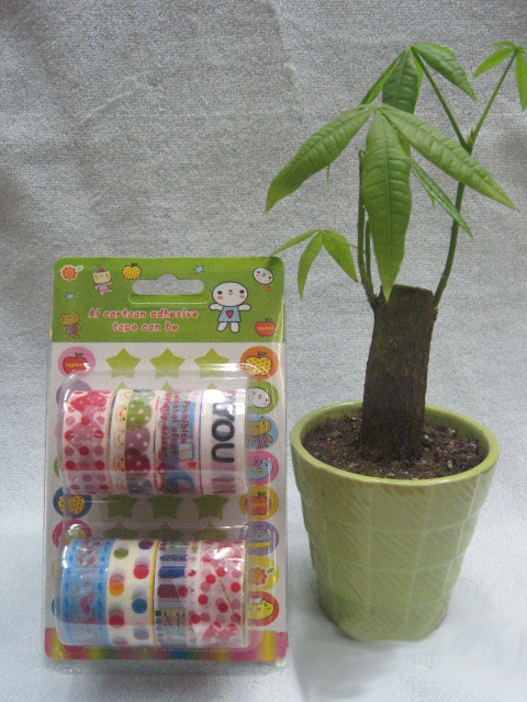 adhesive tapes,stationary tape set