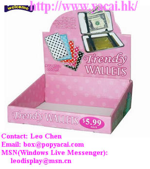 PDQ Boxes,Counter Top Display Boxes