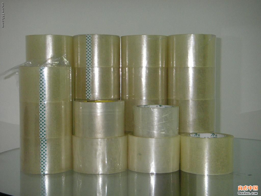 bopp packing tape super clear tape