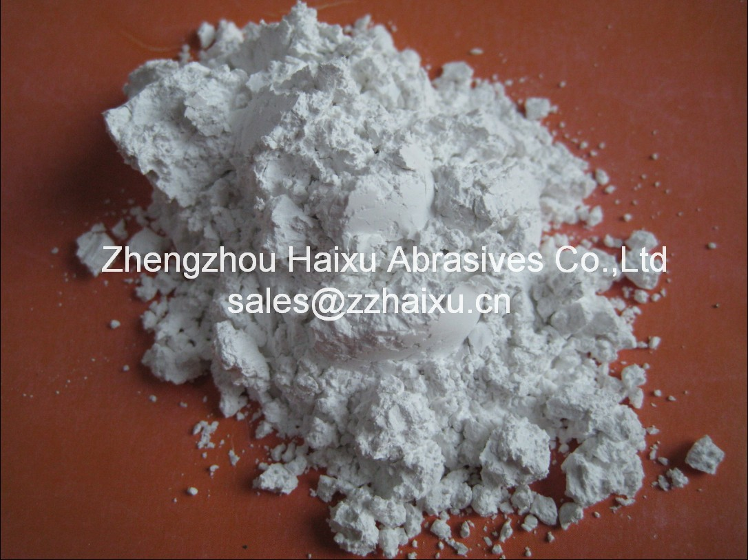 White fused aluminum oxide micronpowder JIS#4000